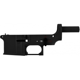Golden Eagle Airsoft M4 / M16 AEG Polymer Lower Receiver - BLACK