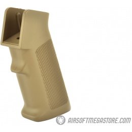 Golden Eagle M4 / M16 Airsoft AEG Replacement Motor Pistol Grip - TAN