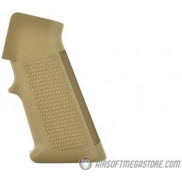 Golden Eagle M4 / M16 Airsoft AEG Replacement Motor Pistol Grip - TAN