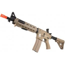 G&G CM16 Combat Machine MOD 0 Airsoft M4 AEG Rifle - TAN