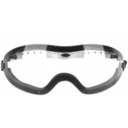 Smith Optics Elite Boogie Regulator Asian Fit Goggles - CLEAR