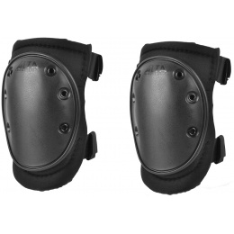 ALTA AltaFLEX Tactical Cordura Nylon Knee Pads - BLACK