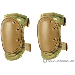 ALTA AltaFLEX Tactical Cordura Nylon Knee Pads - MULTICAM