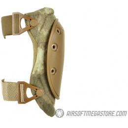 ALTA AltaFLEX Tactical Cordura Nylon Knee Pads - A-TACS