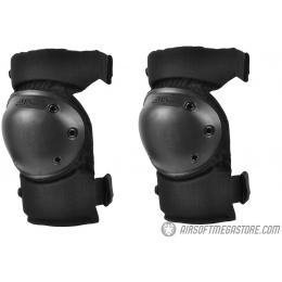ALTA AltaCONTOUR Tactical Cordura Nylon Knee Pads - BLACK