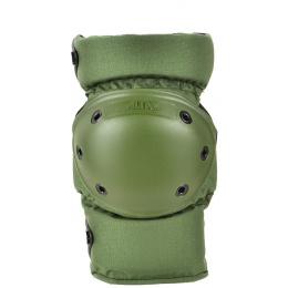 ALTA AltaCONTOUR Tactical Cordura Nylon Knee Pads - OLIVE GREEN