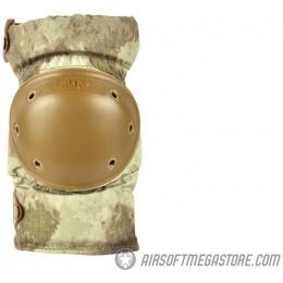 ALTA AltaCONTOUR Tactical Cordura Nylon Knee Pads - A-TACS