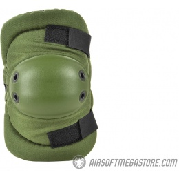 ALTA AltaFLEX Tactical Cordura Nylon Elbow Pads - OLIVE GREEN