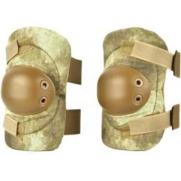 ALTA AltaFLEX Tactical Cordura Nylon Elbow Pads - A-TACS