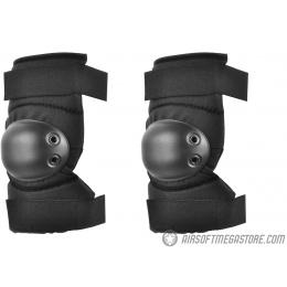 ALTA AltaCONTOUR Tactical Cordura Nylon Elbow Pads - BLACK