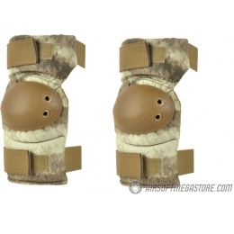 ALTA AltaCONTOUR Tactical Cordura Nylon Elbow Pads - A-TACS