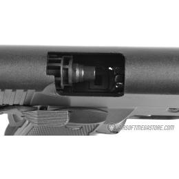 WellFire Metal 1911 Hi-Capa Tactical Gas Blowback Airsoft Pistol