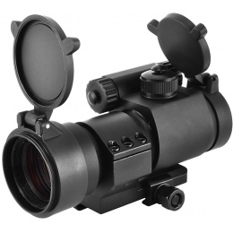 AMA M2000 Full Metal 5-Level Intensity Airsoft Red Dot Scope