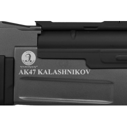 Kalashnikov Licensed Full Metal AK47 Spetsnaz Assault AEG Rifle