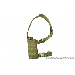 Condor Outdoor MCR4 OPS Tactical MOLLE Chest Rig - OD GREEN