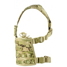 Condor Outdoor MCR4 OPS Tactical MOLLE Chest Rig - MULTICAM