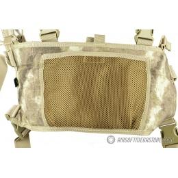 Condor Outdoor MCR4 OPS Tactical MOLLE Chest Rig - A-TACS