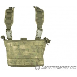 Condor Outdoor MCR4 OPS Tactical MOLLE Chest Rig - A-TACS FG