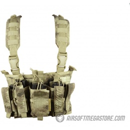 Condor Outdoor Tactical MOLLE MCR5 Recon Chest Rig - A-TACS AU
