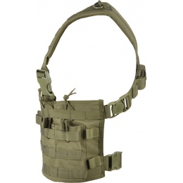 Condor Outdoor MCR6 Rapid Assault Tactical MOLLE Chest Rig - OD GREEN