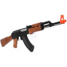 Airsoft Kalashnikov Licensed Full Size AK47 AEG Rifle w/ Full Stock
