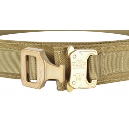 Condor Outdoor Airsoft Tactical Cobra Gun Belt - TAN