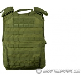 Condor Outdoor MOLLE Tactical XPC Exo Plate Carrier - OD GREEN
