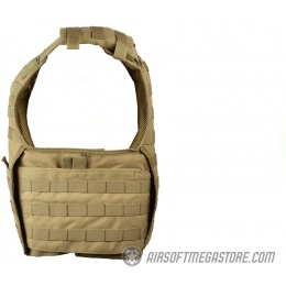Condor Outdoor MOLLE Tactical XPC Exo Plate Carrier - TAN