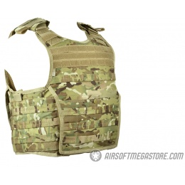 Condor Outdoor MOLLE Tactical XPC Exo Plate Carrier - MULTICAM