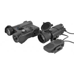 Element Airsoft Advanced PEQ-16A and Illuminator Light Combo - BLACK