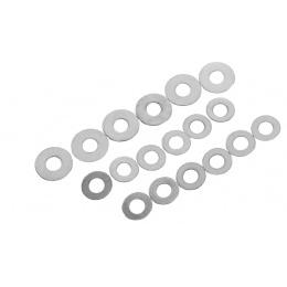 Element Airsoft Aluminum Shim Set for Airsoft Gun AEG Gearbox