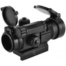 Element Airsoft 1x30 Low-Profile Mount Red Dot Sight - BLACK