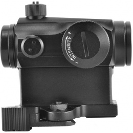 Element Airsoft Red Dot Sight w/ Low-Profile Offset Riser Mounts