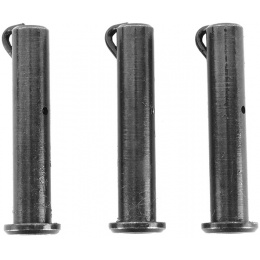 Element Airsoft G3 / SGI / MC51 Full Metal AEG Lock Pin Set - BLACK