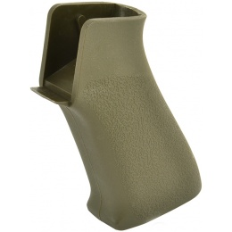 Element Airsoft M4 / M16 AEG Textured Motor Pistol Grip - FOLIAGE