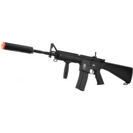ICS C-15 Full Metal SR16 M4 Airsoft AEG Rifle w/ QD Barrel Extension