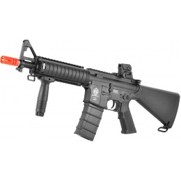 ICS M4 RIS Commando Sportline Airsoft AEG Rifle w/ Stubby Stock