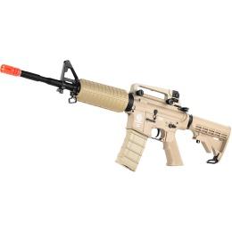 ICS Sportline Polymer M4A1 Airsoft AEG Rifle - TAN