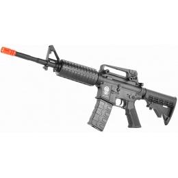 ICS Combat Boy Sportline M4A1 Carbine Airsoft AEG Rifle - BLACK
