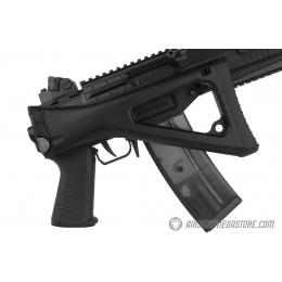 ICS SG 552 Commando Sportline Series Airsoft AEG Rifle - BLACK
