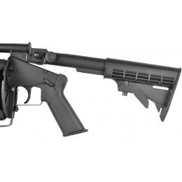 ICS MGL LB Full Metal RAS 6-Round Revolving Airsoft Grenade Launcher