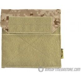 Flyye Industries Soft Hook and Loop MOLLE Admin Panel - AOR1