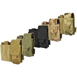 Flyye Industries 1000D MOLLE SAF Wideload Admin Pouch Panel