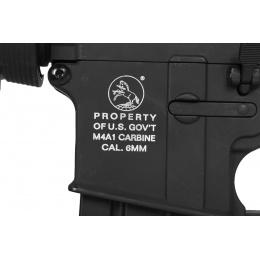Cybergun Licensed CYMA Colt M4 CQB-R RIS Full Metal Airsoft AEG Gun