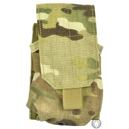 Flyye Industries 1000D MOLLE Single M14 Magazine Pouch - MULTICAM