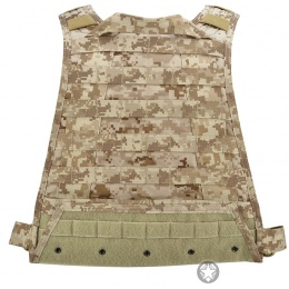 Flyye Industries Lightweight 1000D MOLLE MBSS Tactical Vest - AOR1