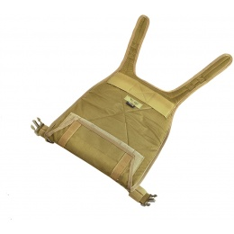 Flyye Industries 1000D Cordura MOLLE RRV Vest Rear Plate Panel