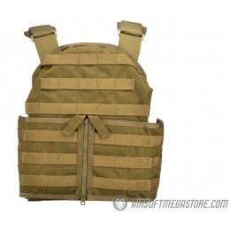 Flyye Industries 1000D HPC Tactical Armor MOLLE Plate Carrier