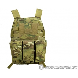 Flyye Industries MOLLE Streamlined Tactical Vest - GENUINE MULTICAM