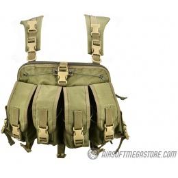Flyye Industries 1000D Cordura PCH-V1 Pathfinder Chest Rig Harness